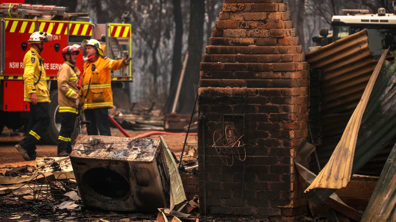 How to care for and recover personal items after bushfire