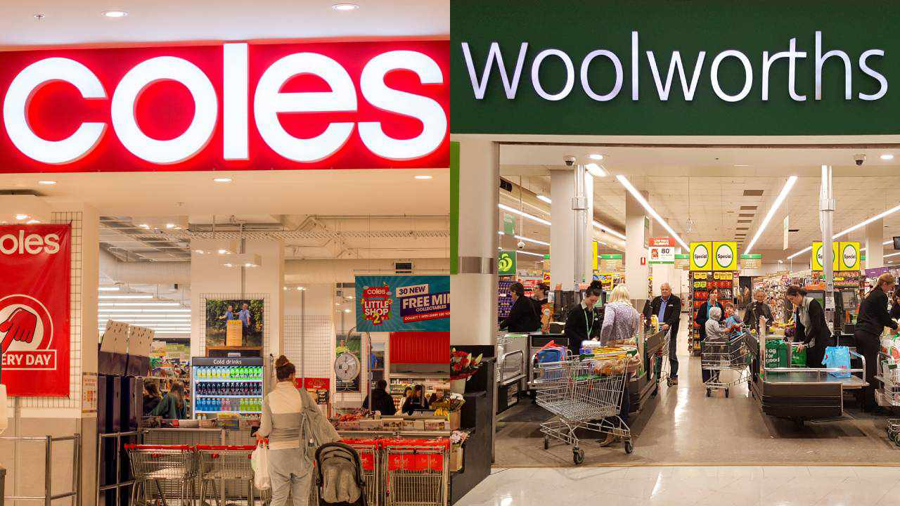 Coles and Woolies to be check-out free in the near future