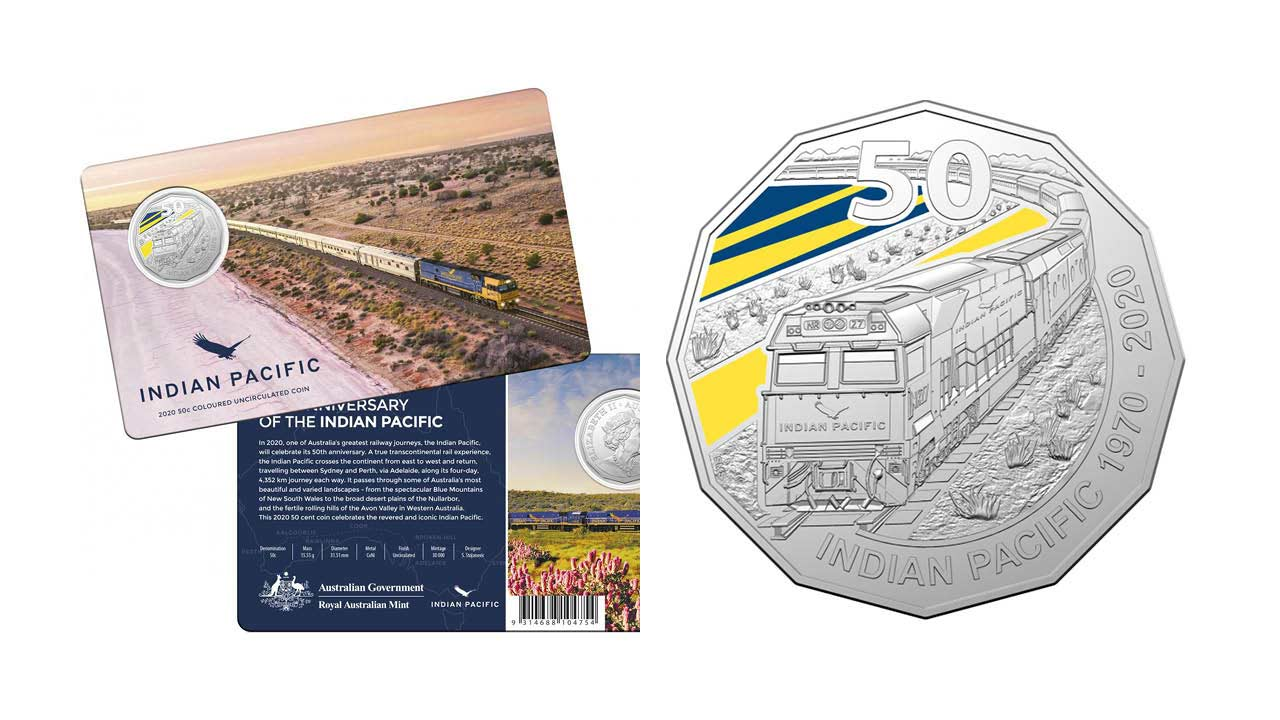 New 50c coin released