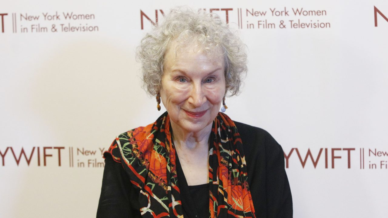 Margaret Atwood's new book to remain unseen until 2114
