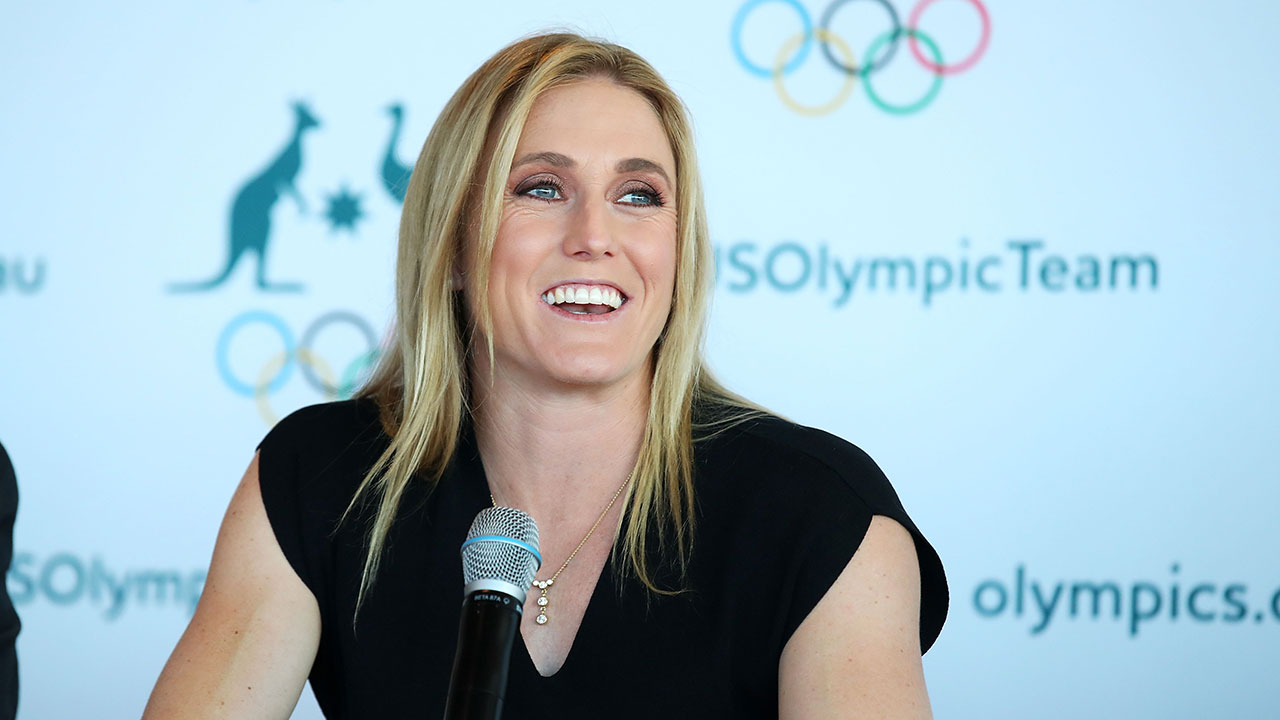Olympian Sally Pearson's exciting announcement
