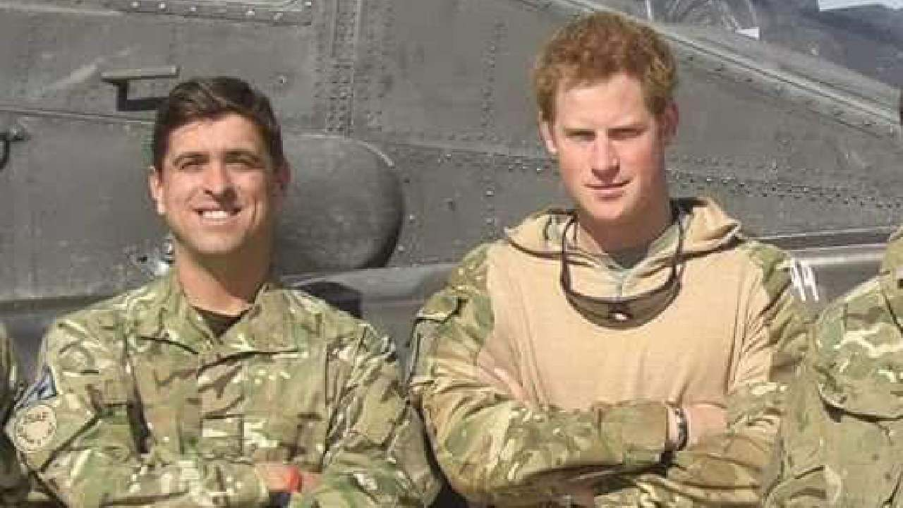 prince harry s military colleagues weigh in on the royal withdrawal oversixty military colleagues weigh