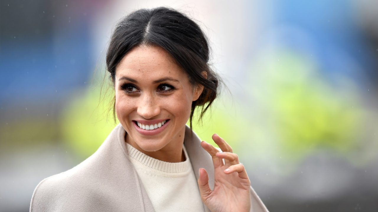 Duchess Meghan spotted at first public engagement since Megxit