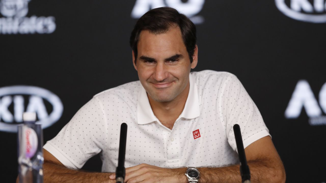 """We all care for one another"": Federer responds to ""selfish"" claims"