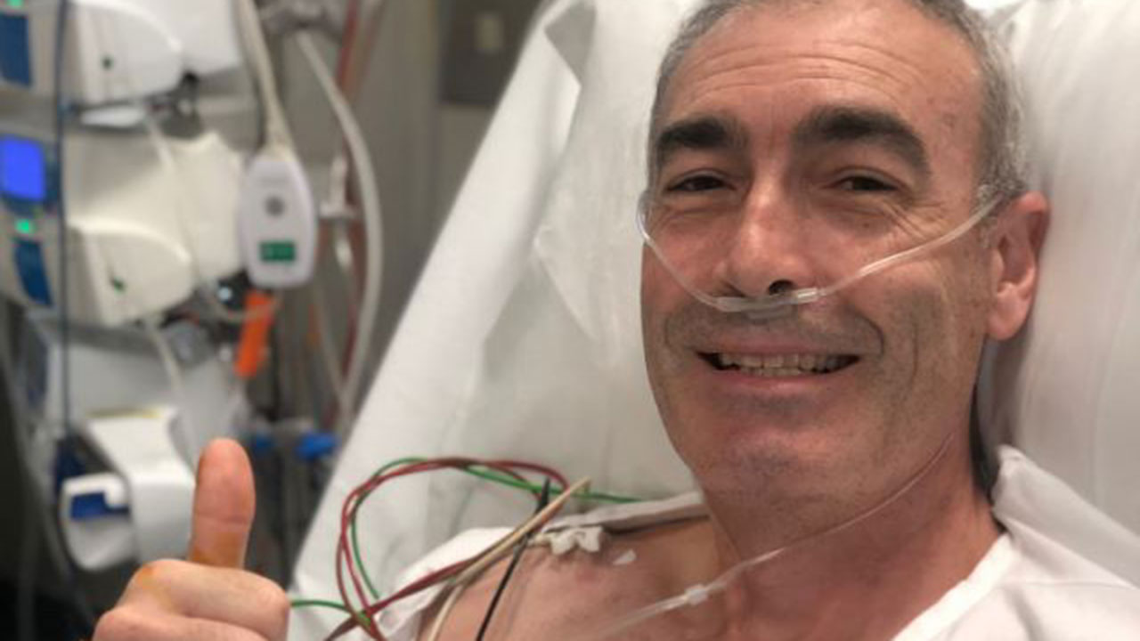 Fan saves Yellow Wiggle's life during bushfire relief concert