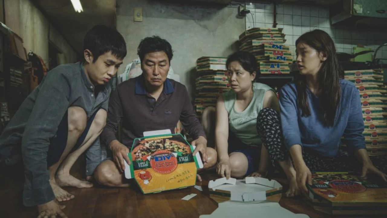 Parasite: The global rise of South Korean film