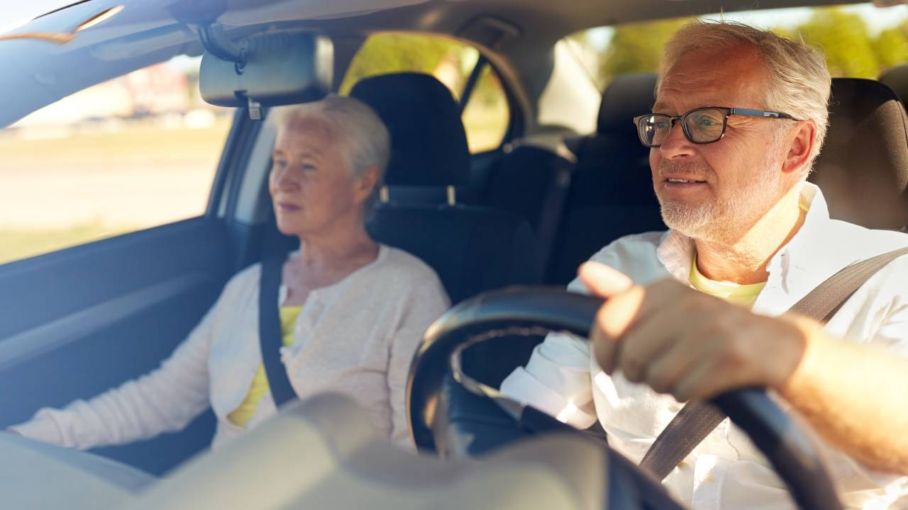 Seniors are ditching their cars for car share apps
