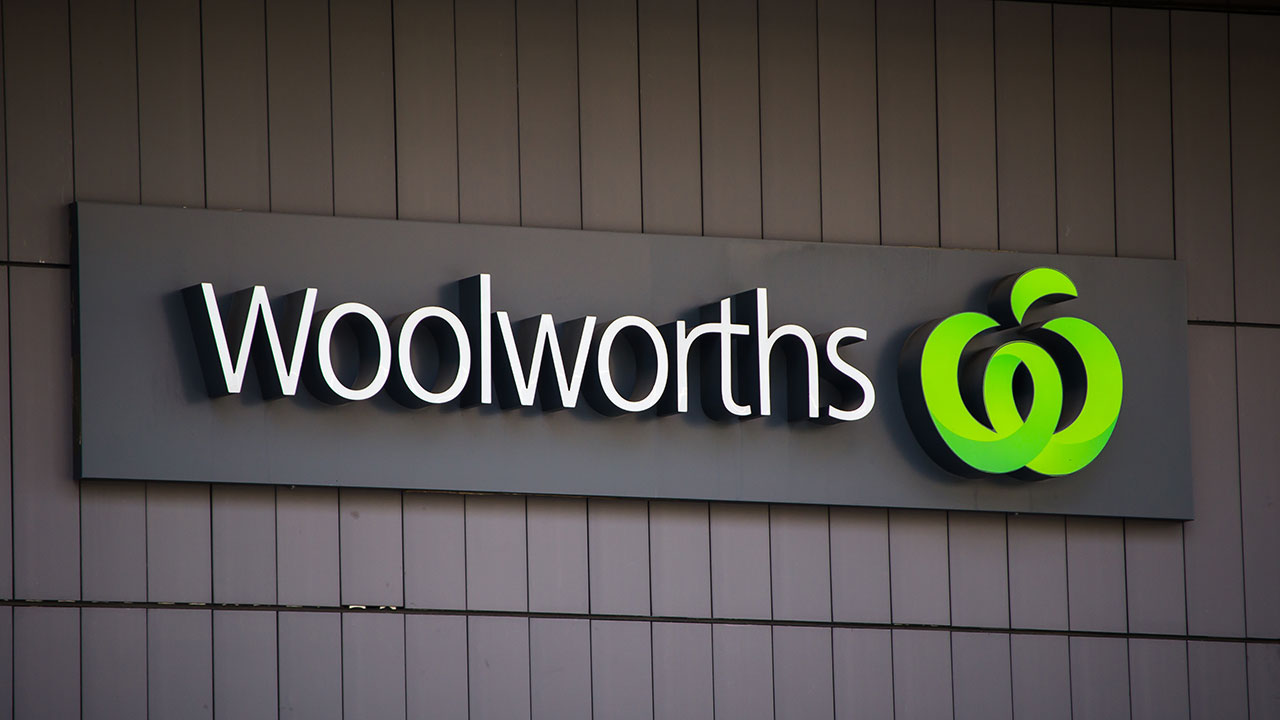 """Blind woman """"stalked"""" by Woolworths robot in supermarket"""