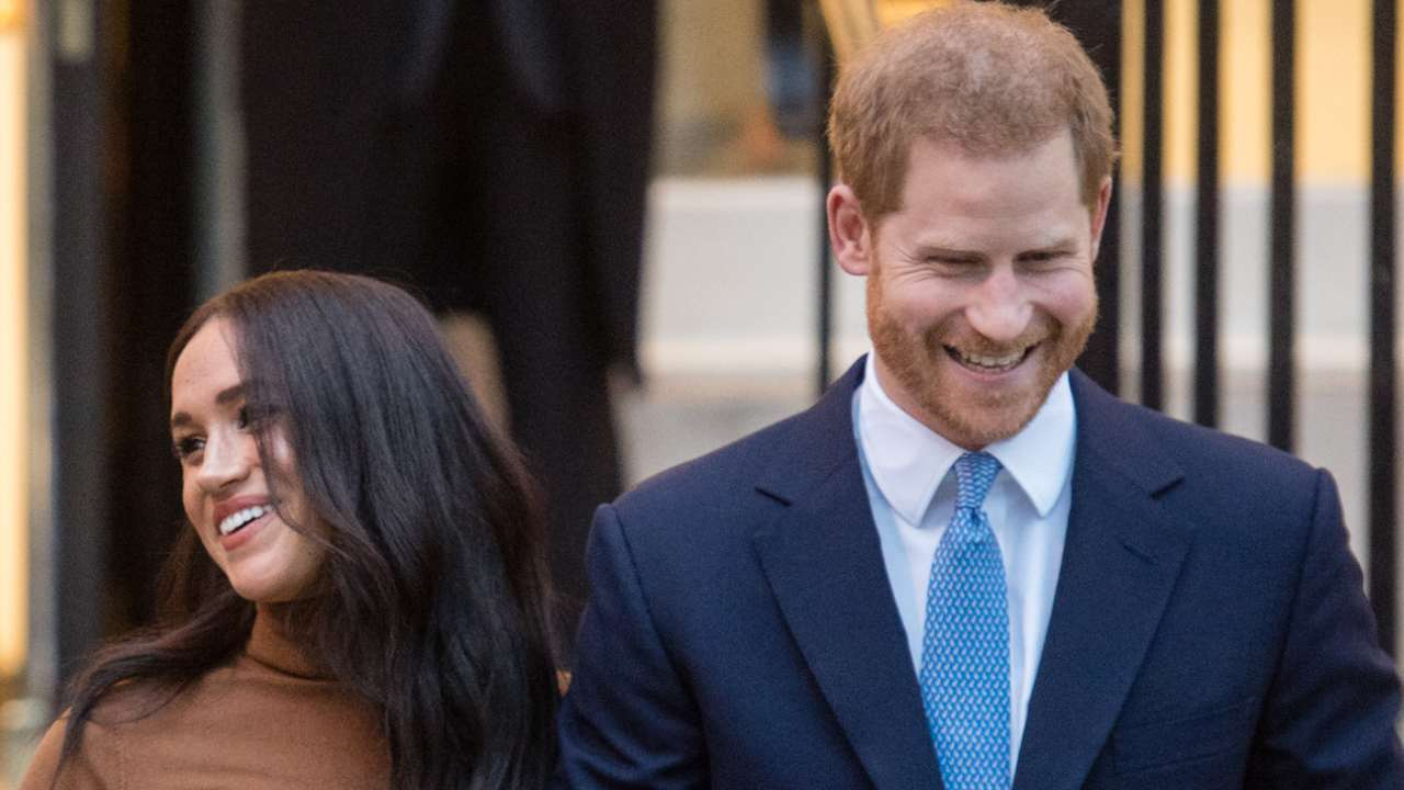 Prince Harry and Duchess Meghan offer to pay for their security – but it comes with a catch