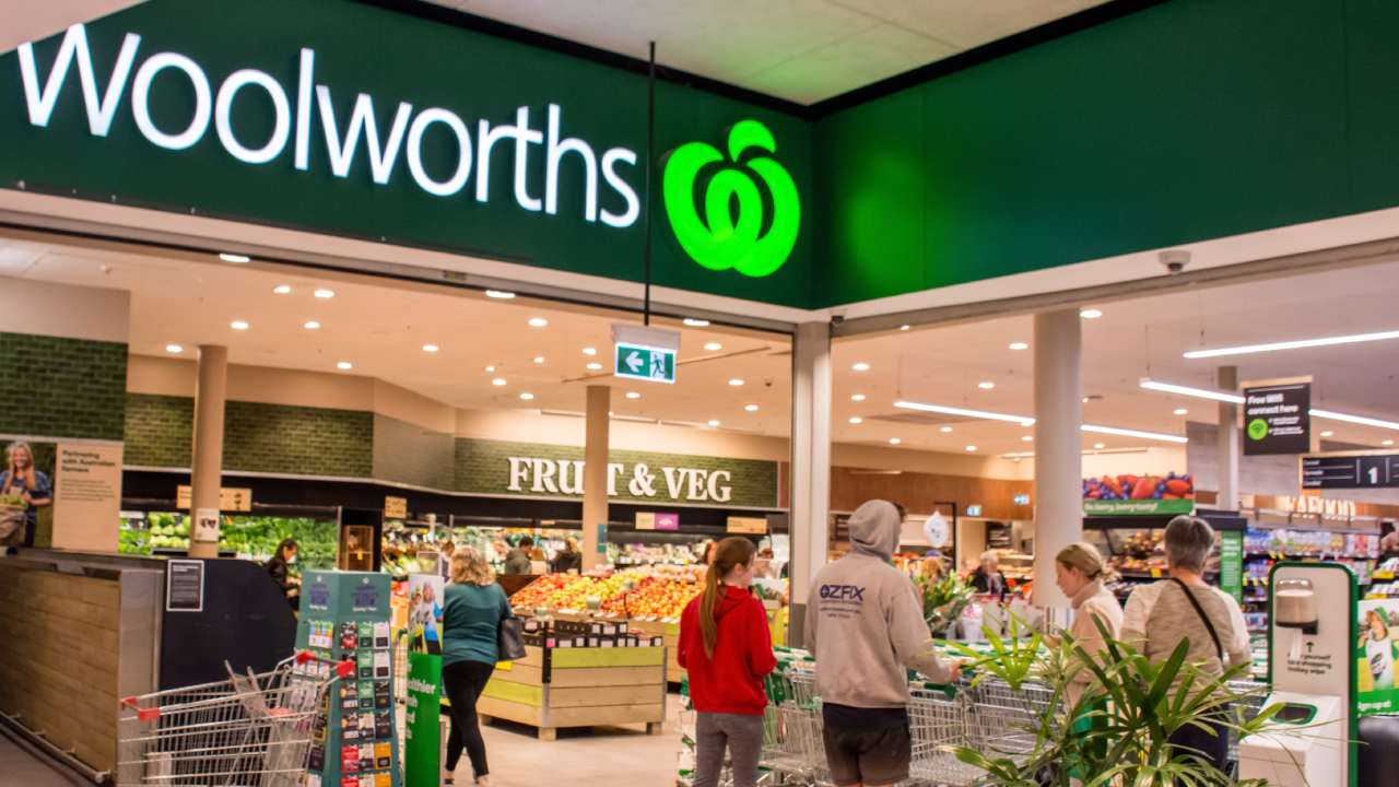 The technology that may change your Woolworths shopping experience forever