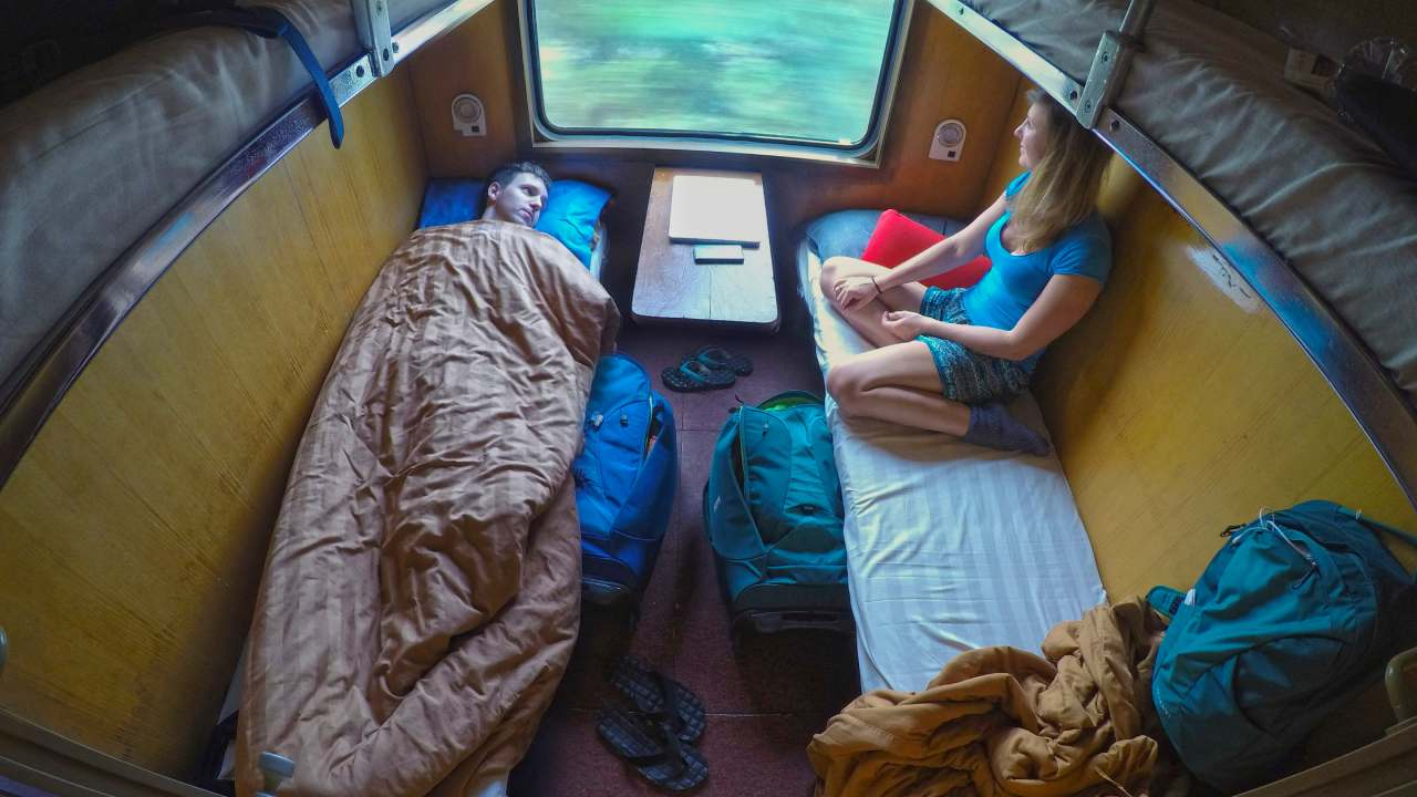 Could sleeper trains replace international air travel?