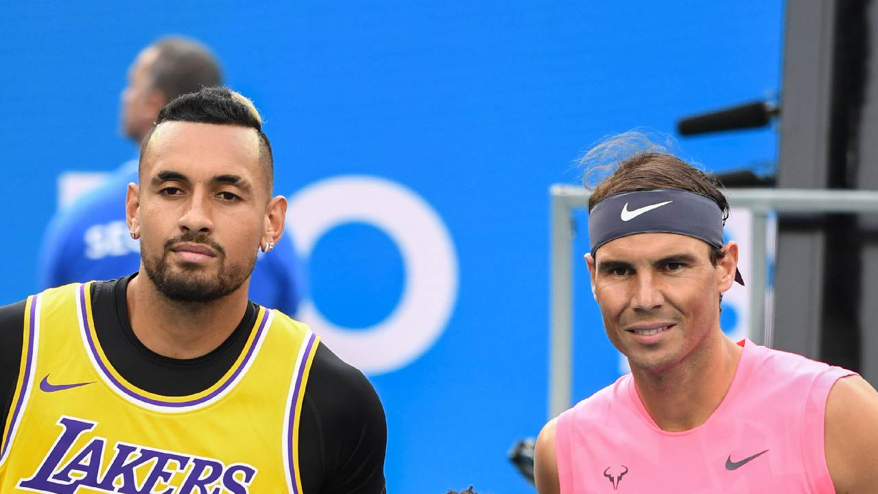 """""""I like the Nick Kyrgios doing this"""": Nadal's reaction to epic battle"""