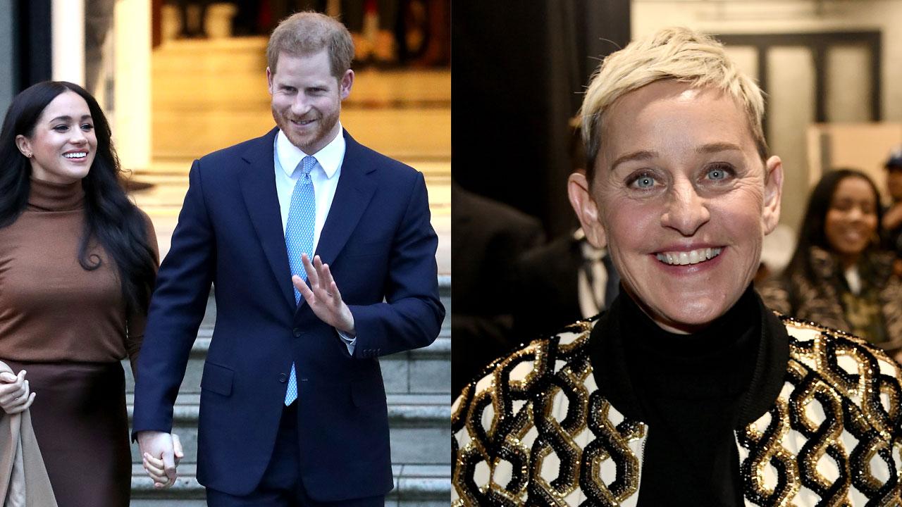 Ellen DeGeneres to interview Duchess Meghan?