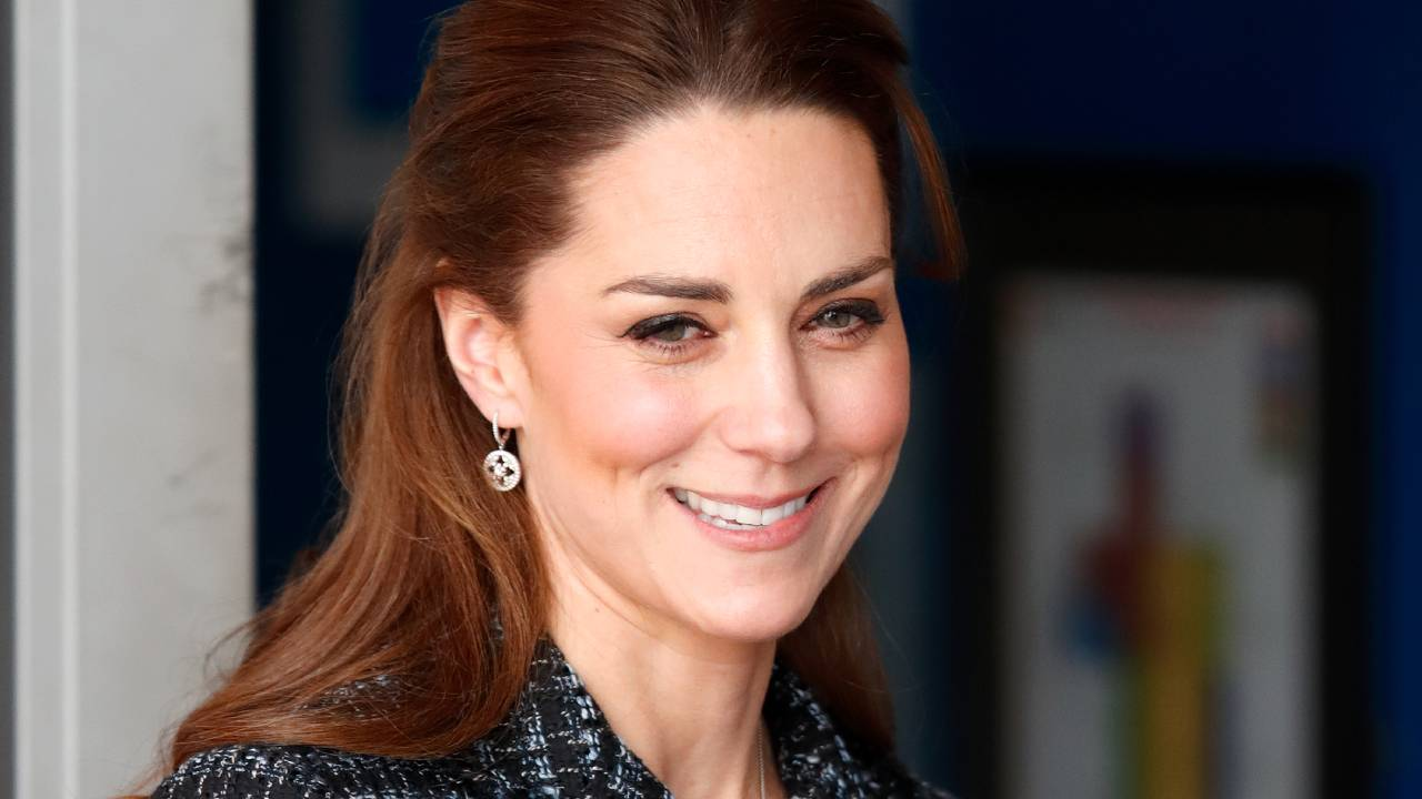 The touching reason Duchess Kate didn't wear her engagement ring on her latest outing