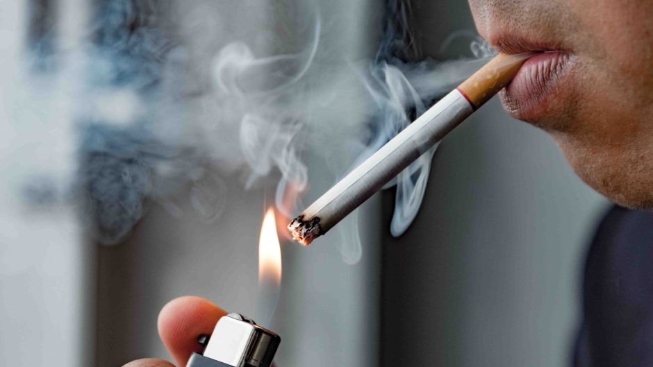 Are you committing a crime by importing cigarettes into Australia?