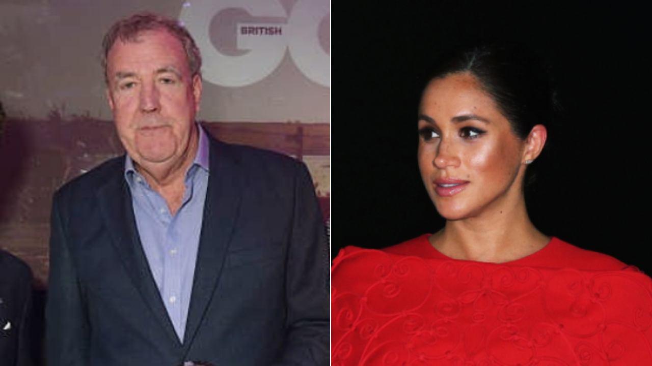 "Jeremy Clarkson slams Meghan Markle: ""Get a grip"""