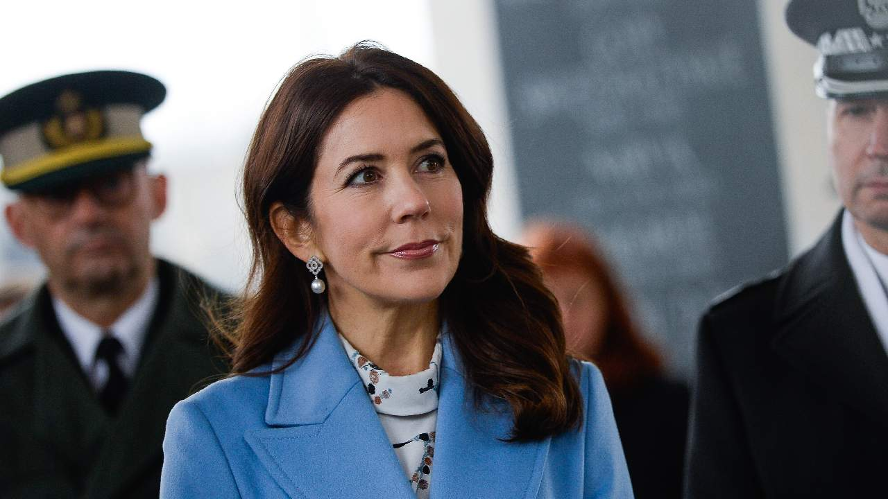 Happy Birthday Princess Mary! Stunning new portrait released