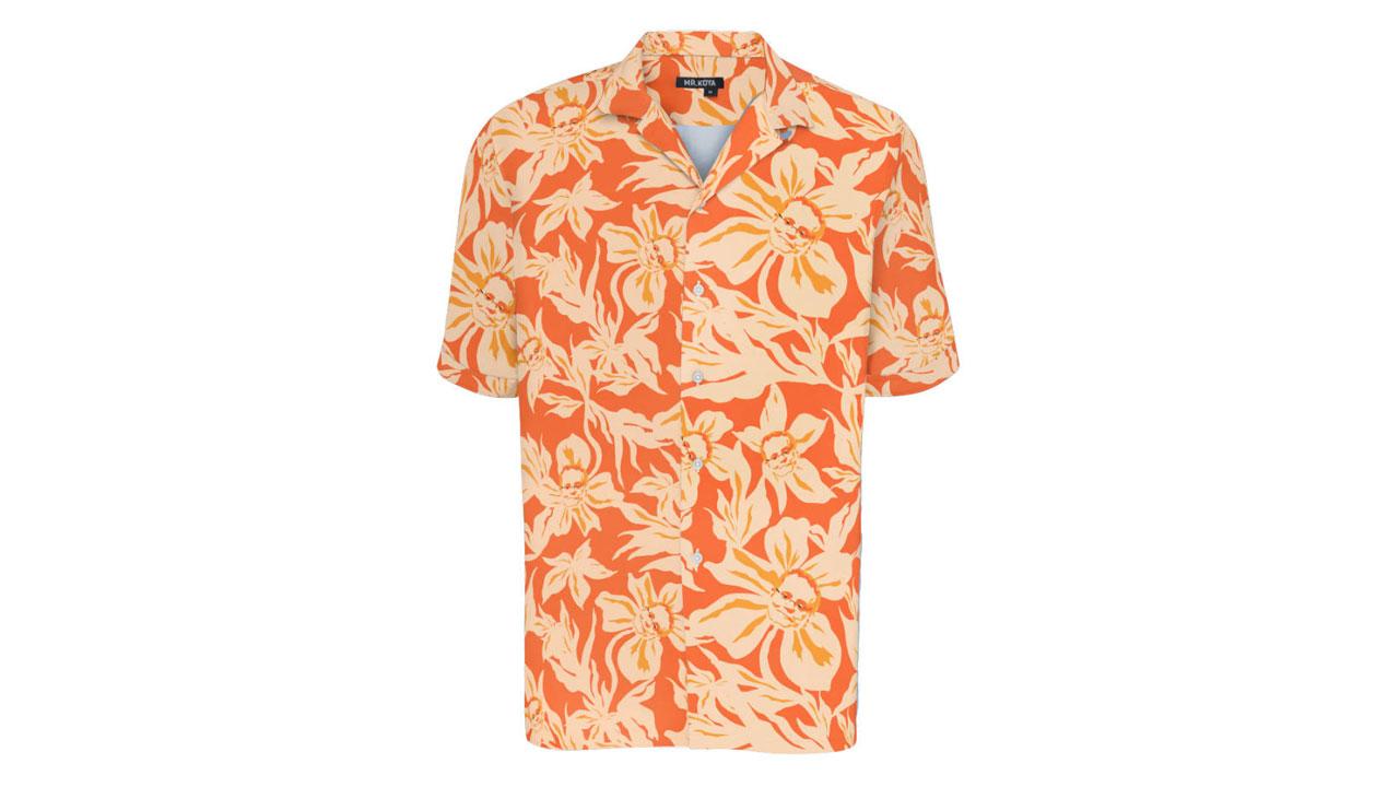 """""""Mahalo ScoMo"""" Hawaiian shirt added to National Library archives"""