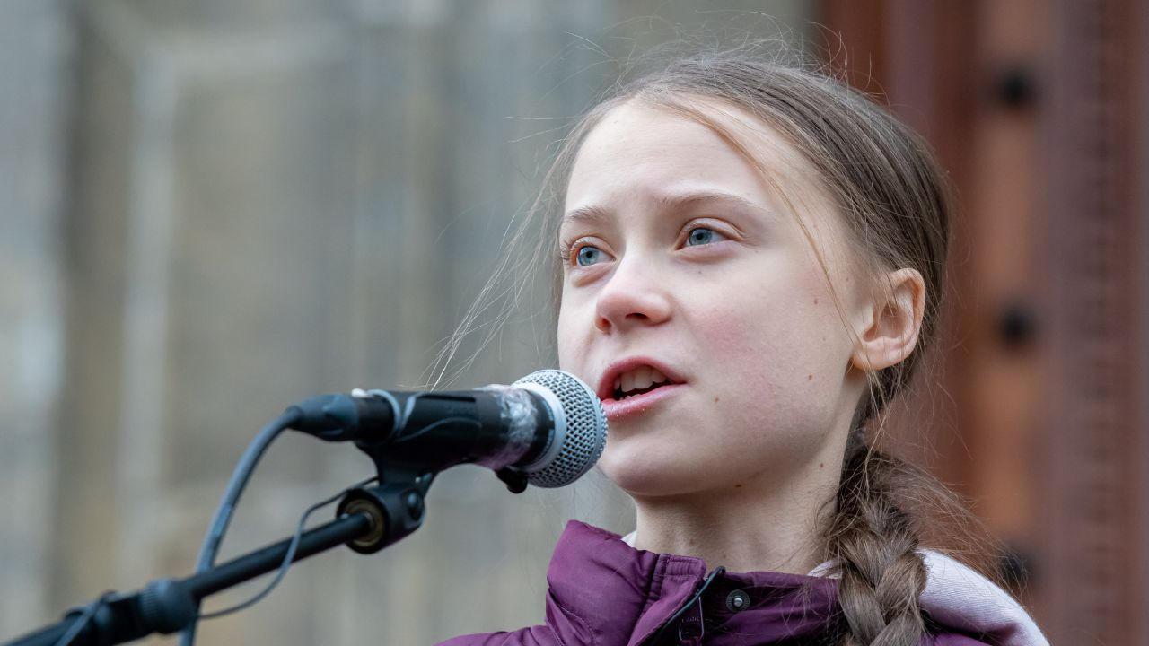 """She lives a teenage life like no other"": Greta Thunberg to get her own TV series"