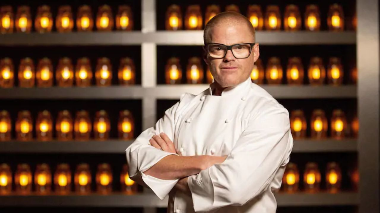 Heston Blumenthal ousted from MasterChef amid underpayment scandal