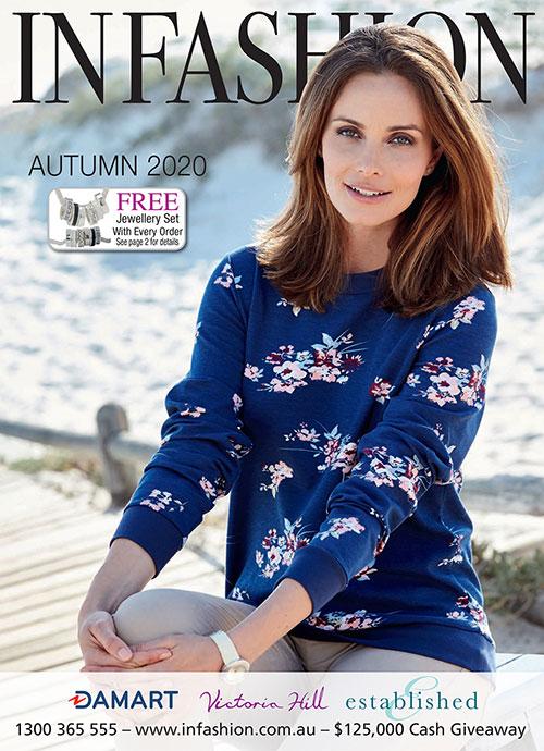 Infashion Catalogue - Autumn Fashion 2020