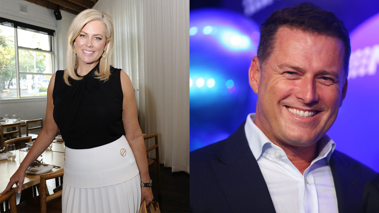 Samantha Armytage reveals how she really feels about Karl Stefanovic
