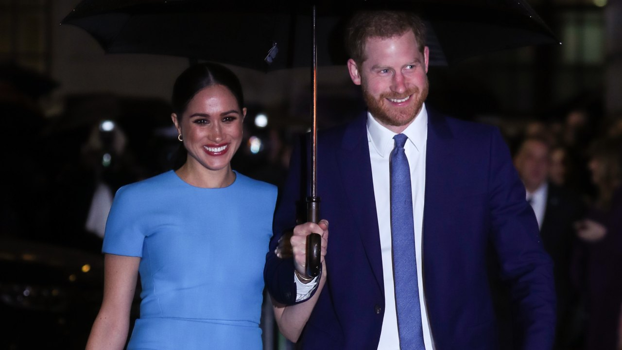 Harry and Meghan's biography rockets to No 1 on New York bestseller list