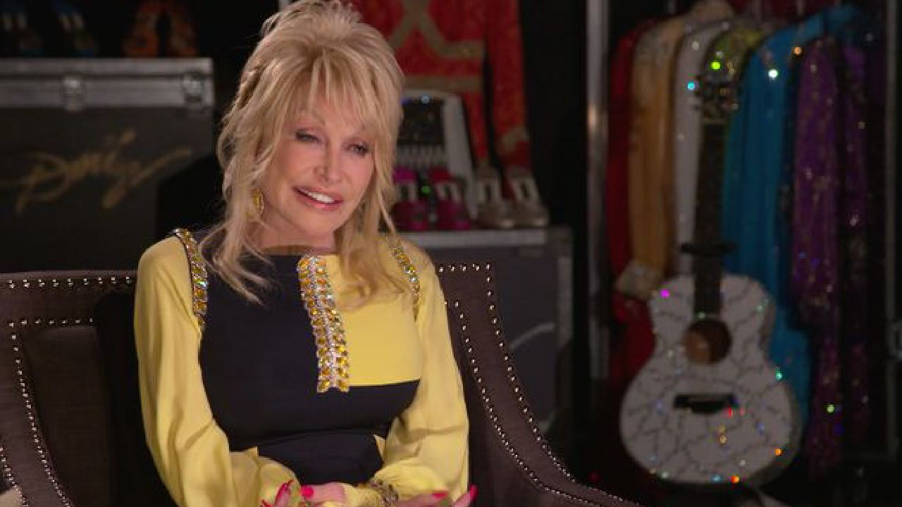 "​Dolly Parton reveals hopes for future: ""I don't plan to retire"""