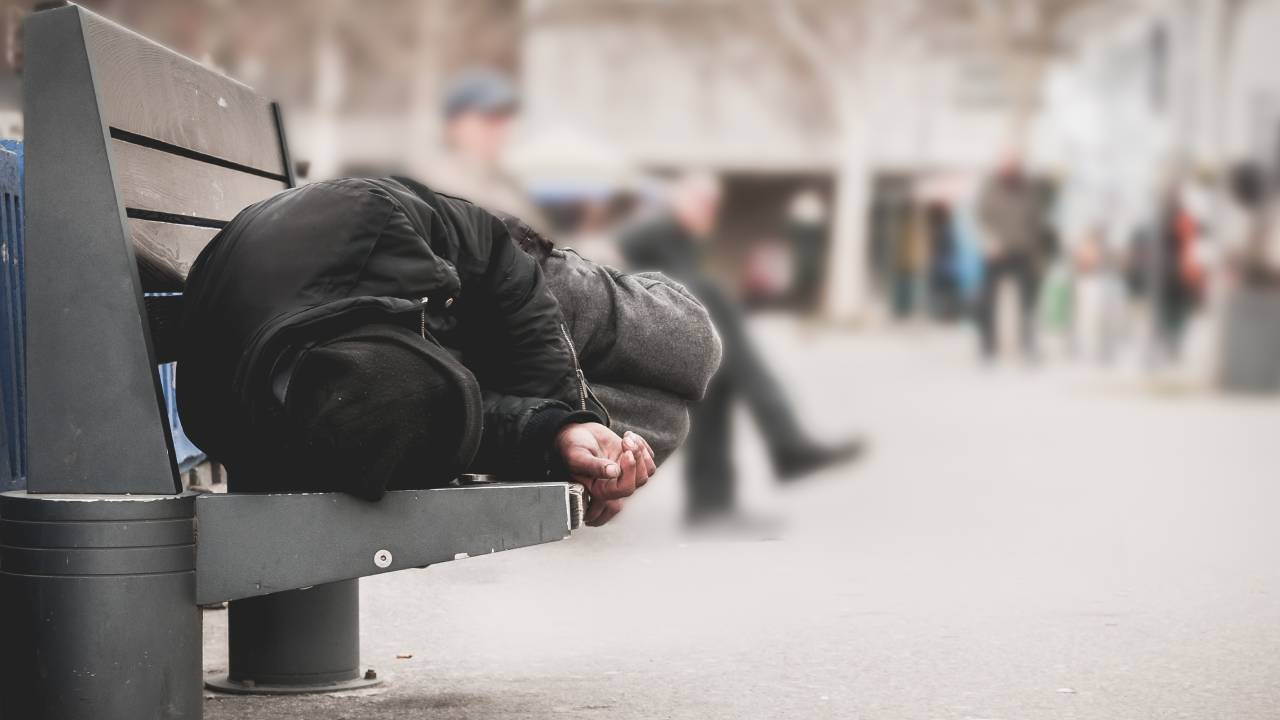 Good people break bad laws: Rough sleepers