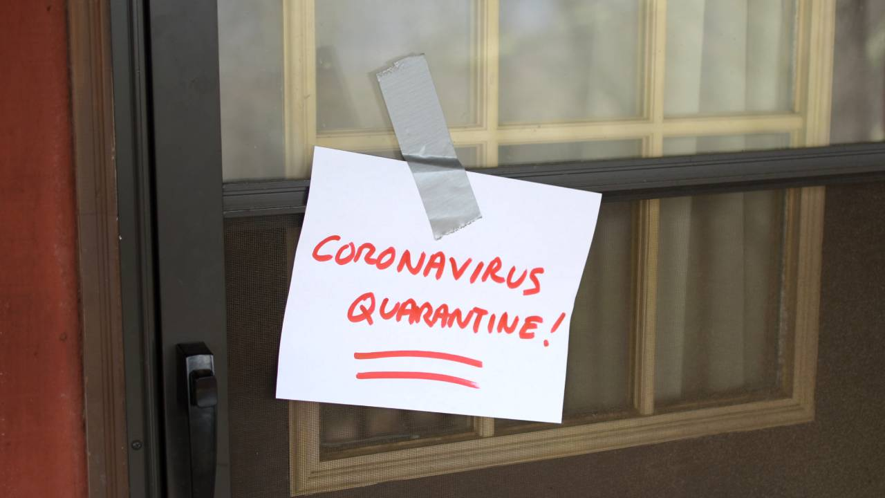 What does the law say about self-quarantining in NSW?