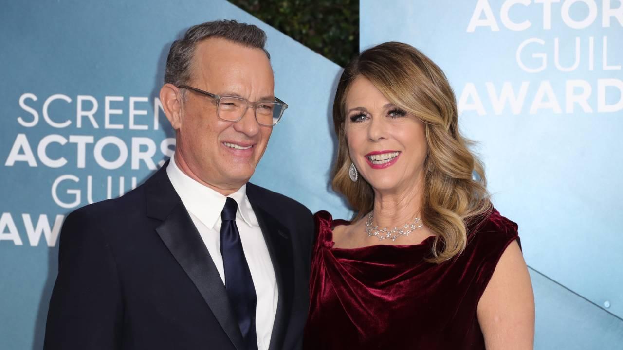 Tom Hanks and Rita Wilson released from hospital following coronavirus diagnosis