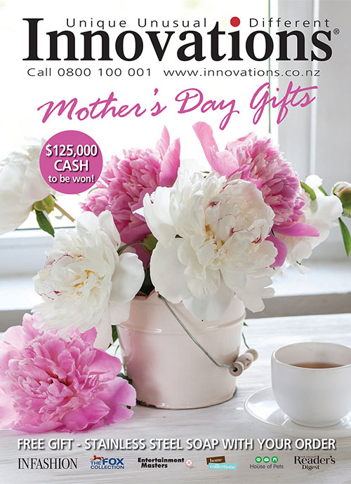 Innovations Catalogue - Mother's Day 2020