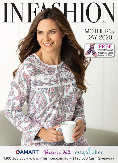 Infashion Catalogue - Mother's Day 2020
