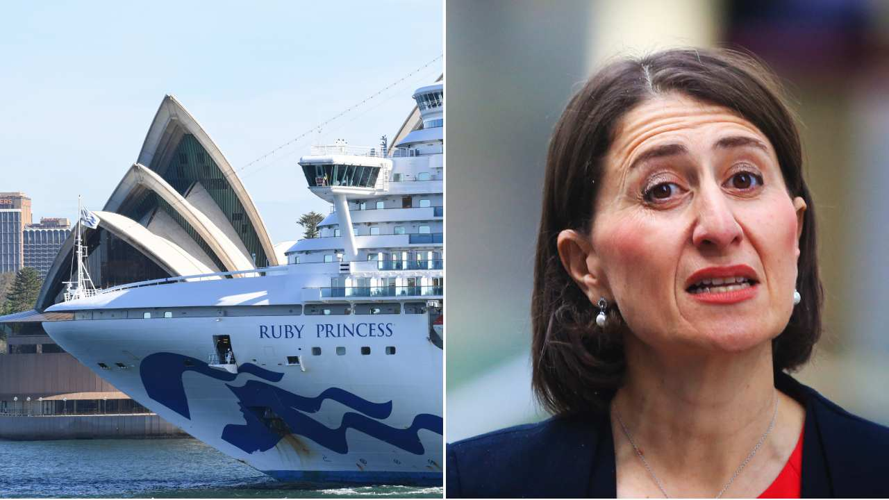 COVID-19 blame game: Who's really at fault for the Ruby Princess fiasco