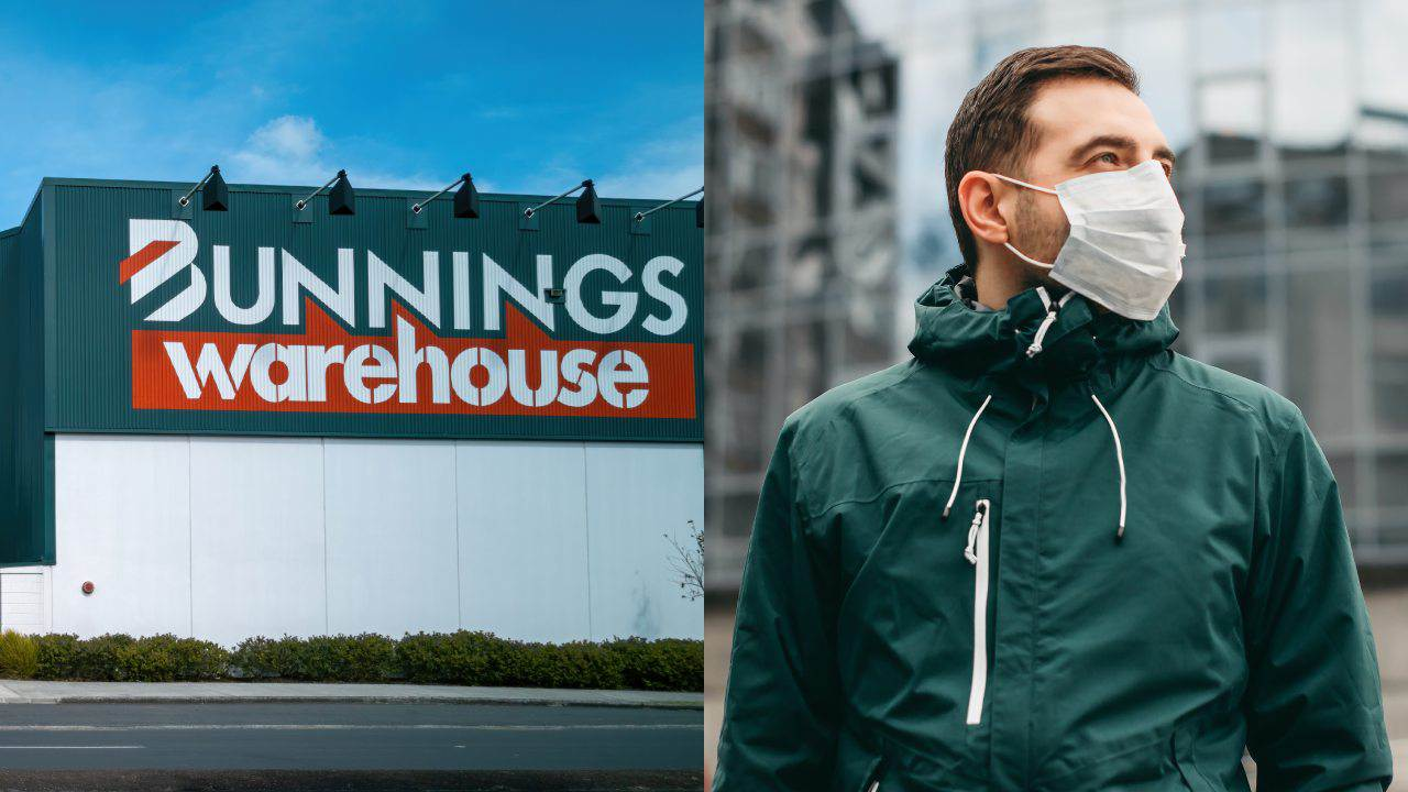 """""""Think before you lash out"""": Bunnings worker breaks down over cruel customers"""