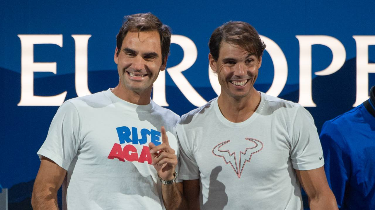 Federer and Nadal step up with life-saving pandemic efforts