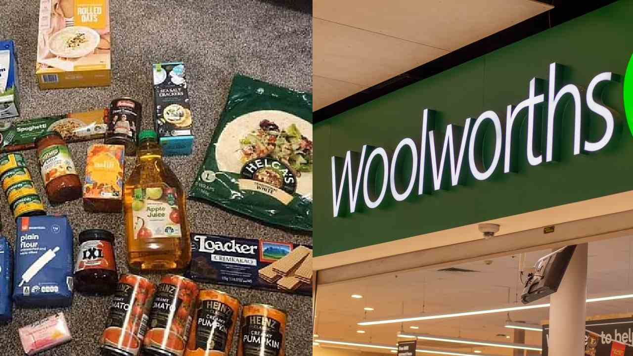 "Woolworths ""essential box"" causes fury among customers"