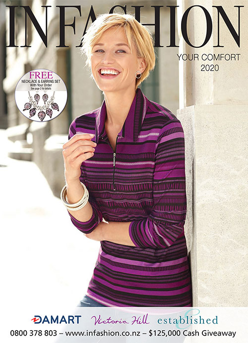 Infashion Catalogue - Your Comfort 2020