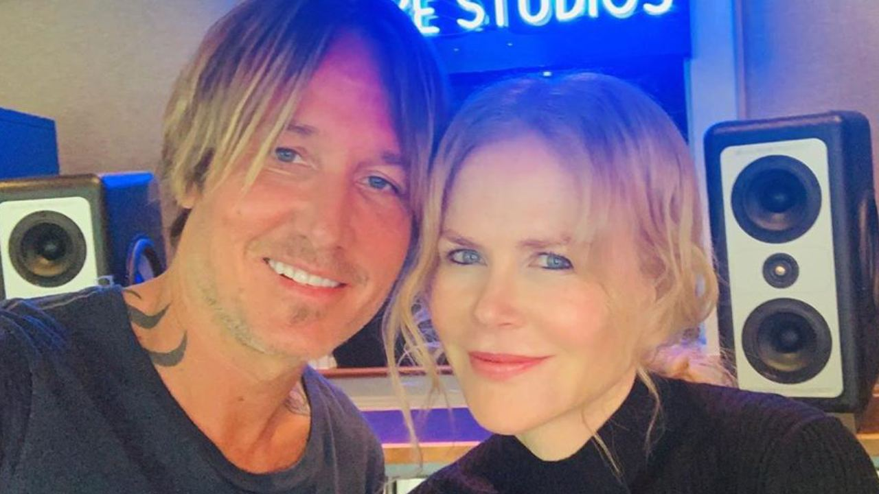 """""""This is what being an at home roadie looks like"""": Nicole Kidman shares sweet video of Keith Urban rocking out"""