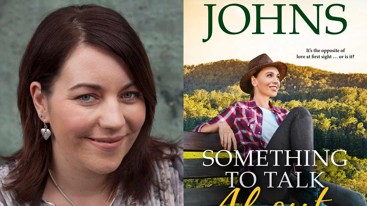5 minutes with author Rachael Johns