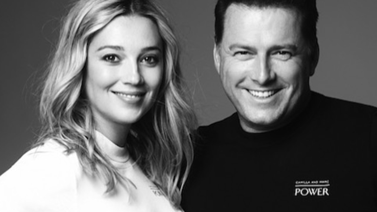"""""""We just can't wait to meet this little girl"""": Karl Stefanovic on fatherhood for a fourth time"""