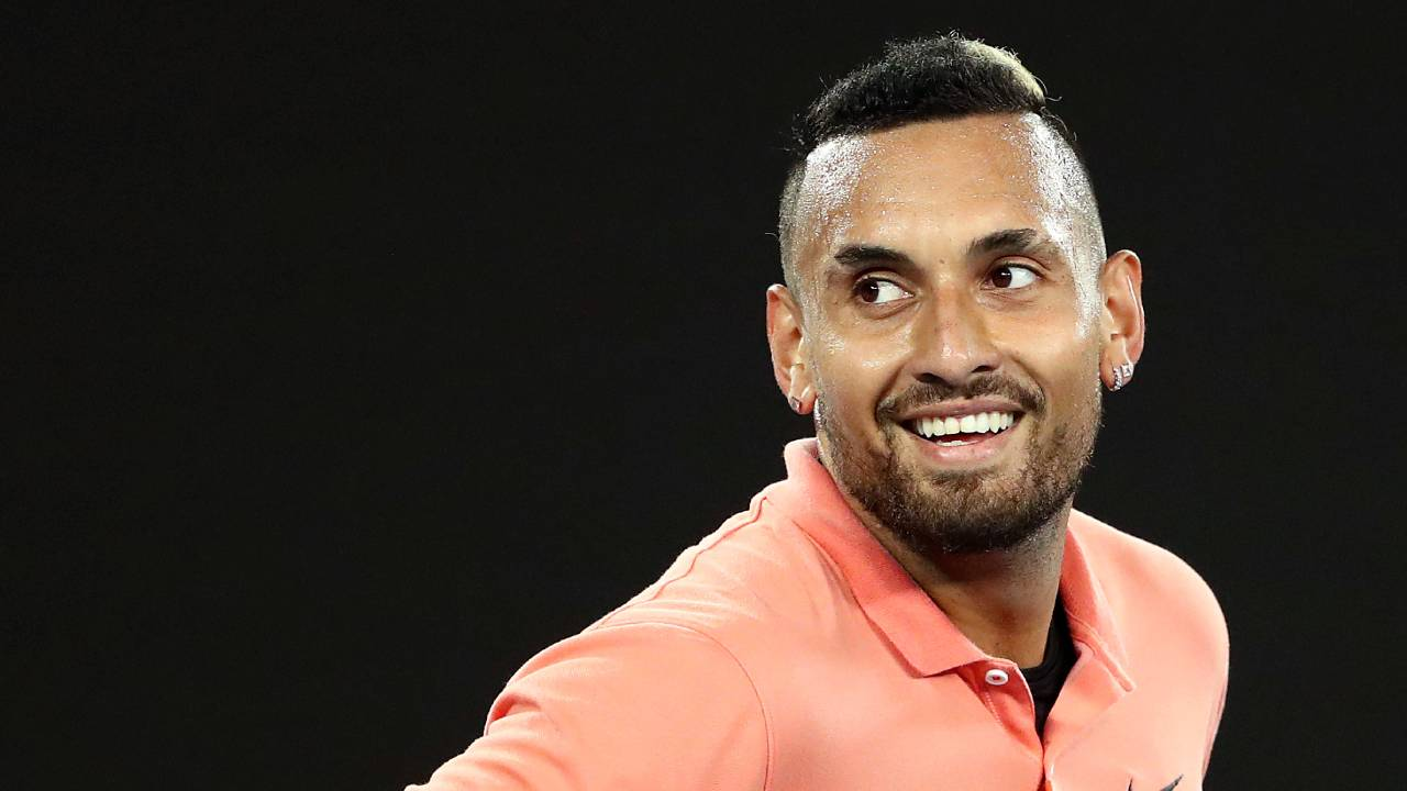 """Absolute idiot"": Grand slam birthday stitch-up puts Nick Kyrgios on the back foot"