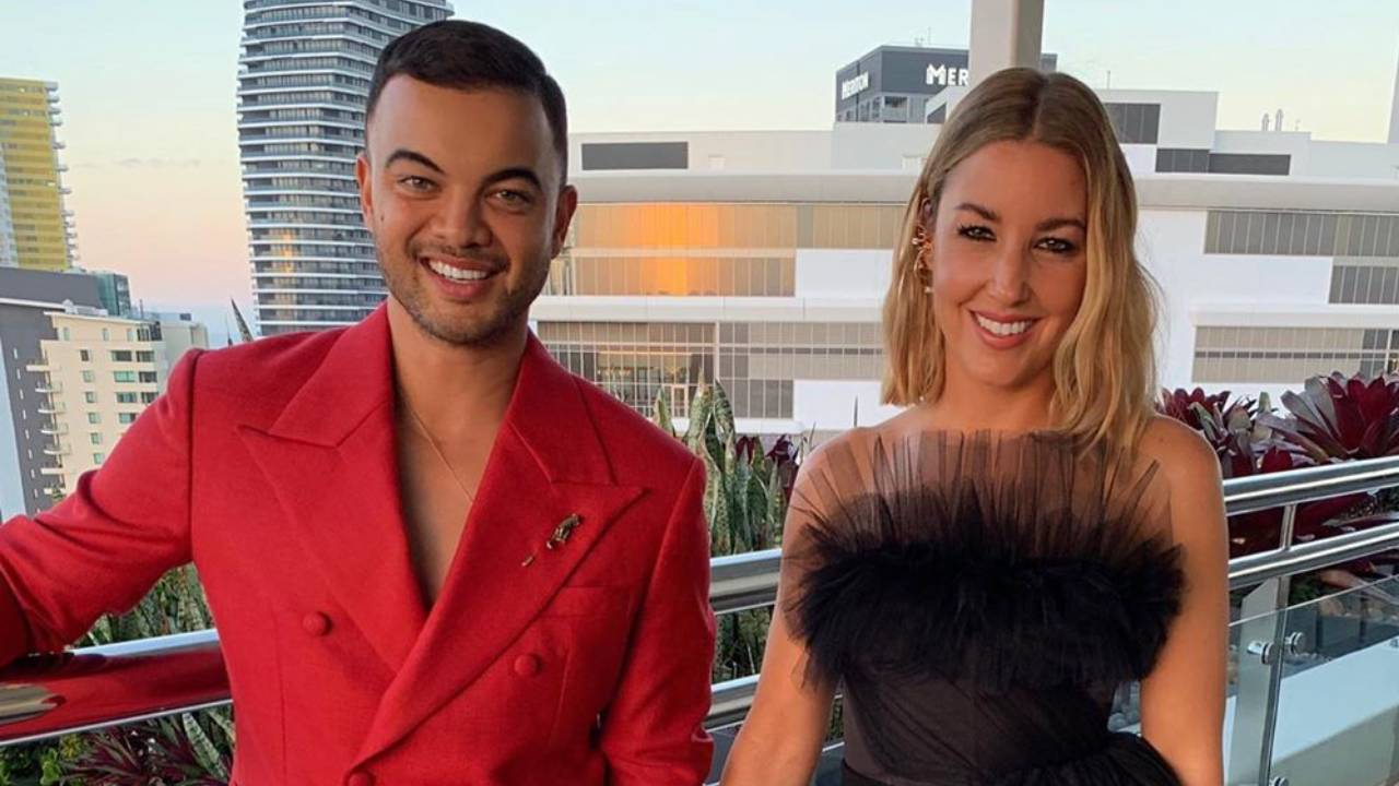 Guy Sebastian sweetly reveals how he proposed to Jules