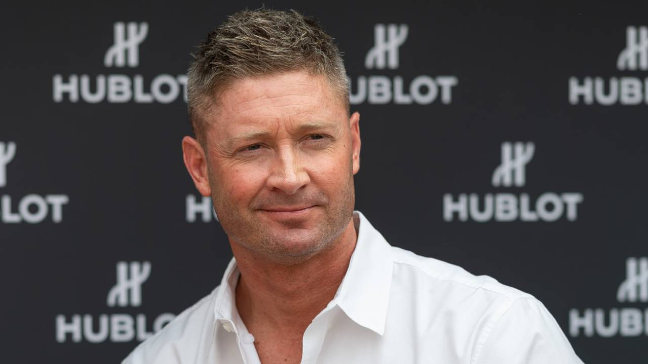 Michael Clarke called out for embarrassing detail in recent photo