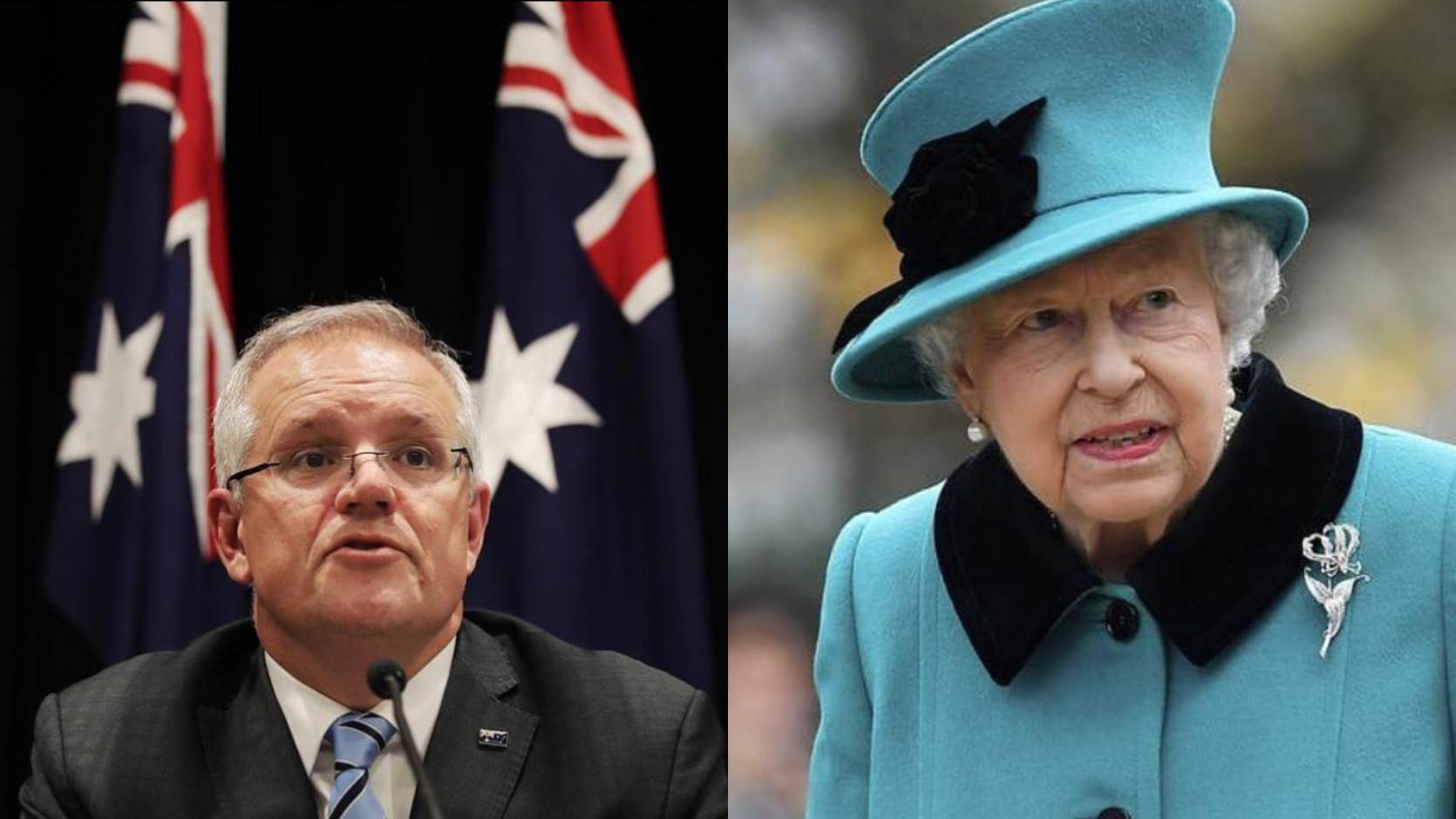 Queen very pleased after phone call to Scott Morrison