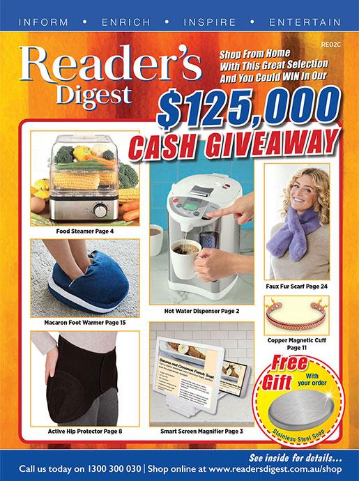 Reader's Digest Catalogue - Winter 2020