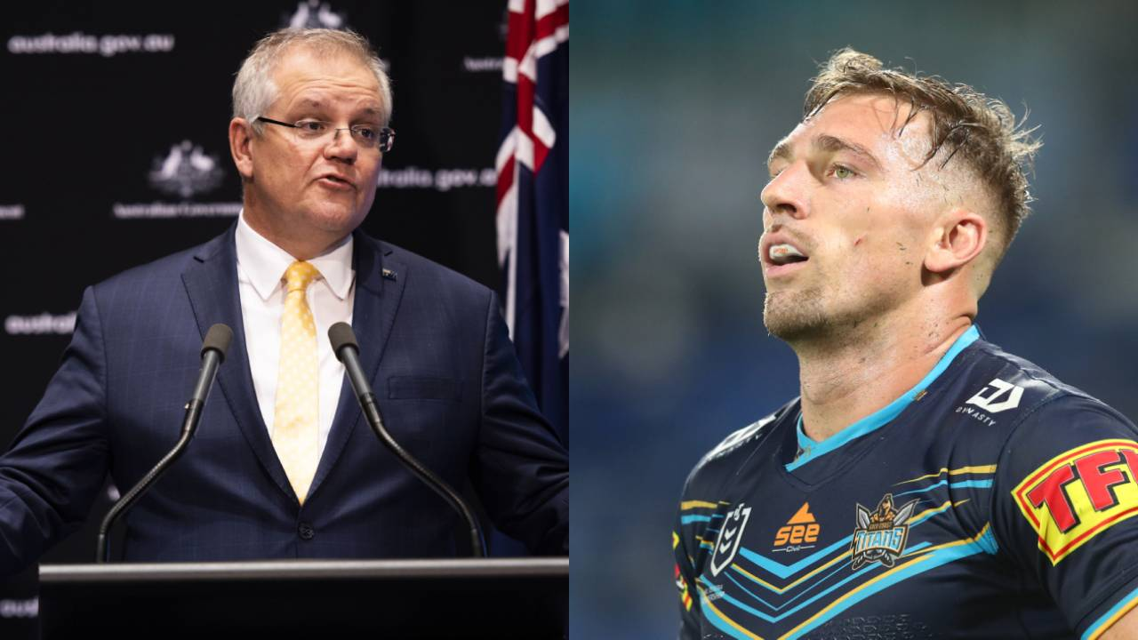 "NRL star says he ""won't be bullied into a flu shot"" by Scott Morrison"