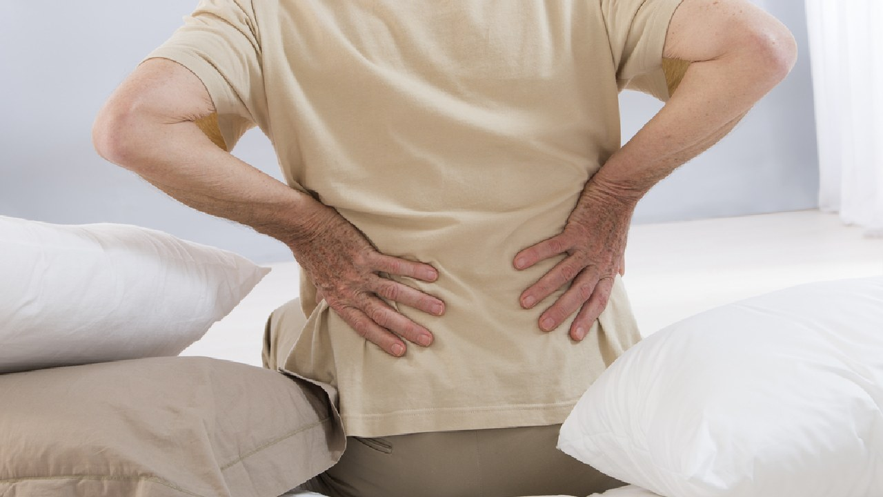 Ways to ease chronic pain
