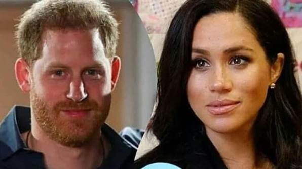 Escaping the Palace: Harry and Meghan to be the subjects of a third Lifetime movie