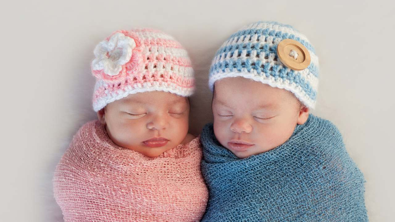 Why some twins aren't identical